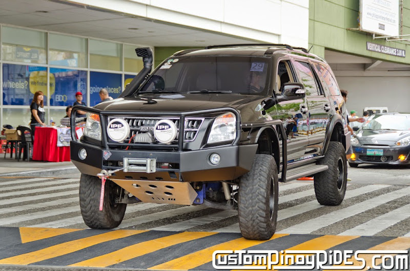 All-terrain Alterra Isuzu Custom Pinoy Rides Car Photography 4x4 Offroad Manila Philippines pic4