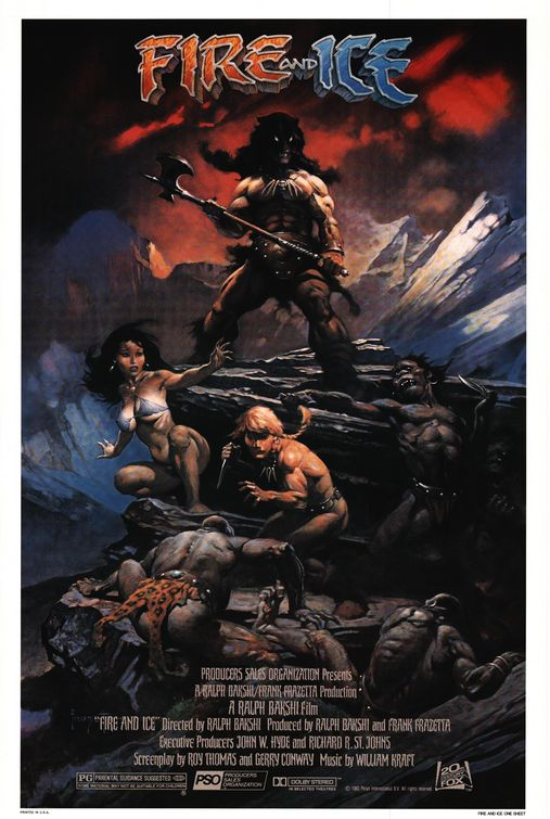 Get Tuff Fest I: Movie 19: Fire and Ice