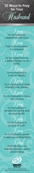 Pray for Husband