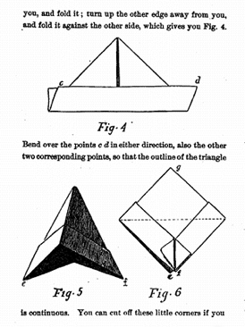 be different act normal how to fold a paper boats. Black Bedroom Furniture Sets. Home Design Ideas
