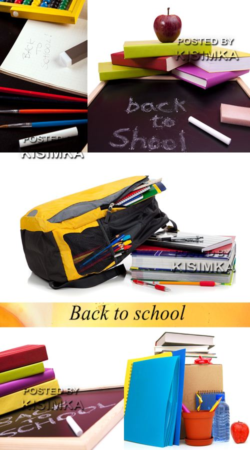 Stock Photo: Back to school 10