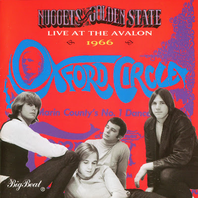 the Oxford Circle ~ 1997 ~ Live at the Avalon 1966
