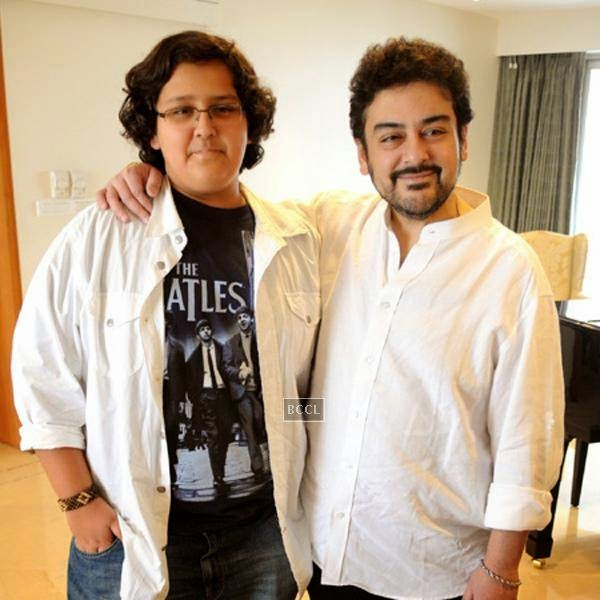 Adnan Sami and ex-wife Zeba Bakhtiar are parents to son Azaan Sami who now lives with his mom.