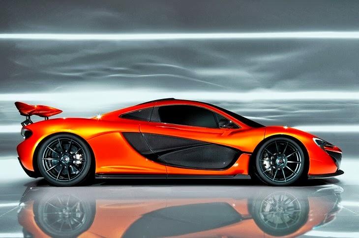 Supercar McLaren F1