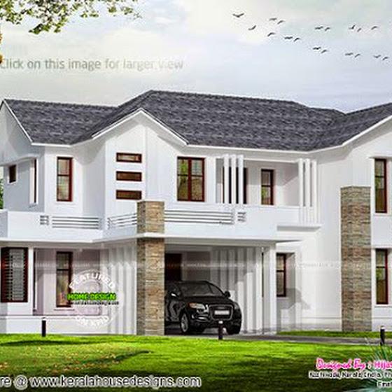 House design by Hijas & Aneer