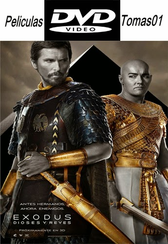 Exodus: Dioses y reyes (Éxodo, Dioses y Reyes) (2014) DVDRip