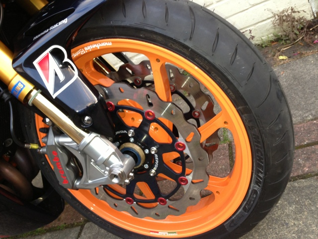 Marchesini CBR1000RR Wheels
