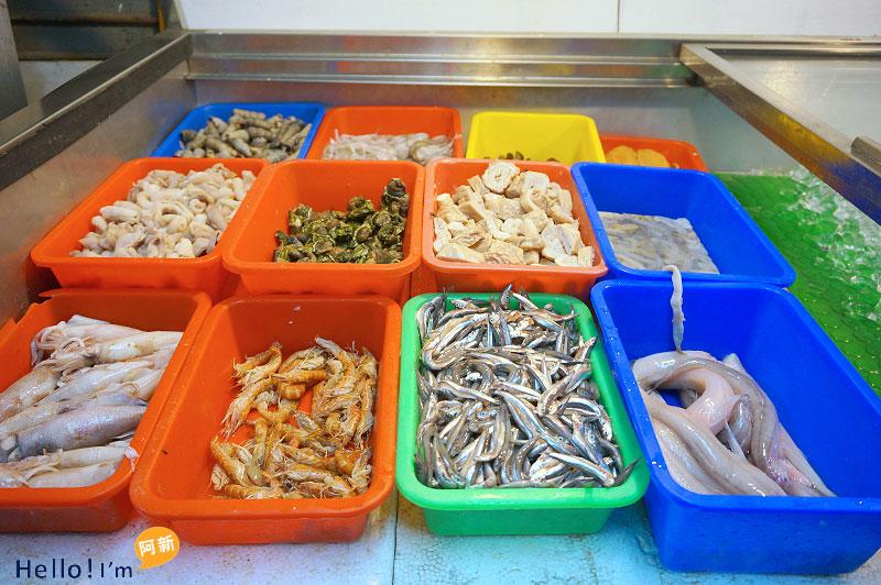 金城海鮮餐廳,新大廟口海鮮-8