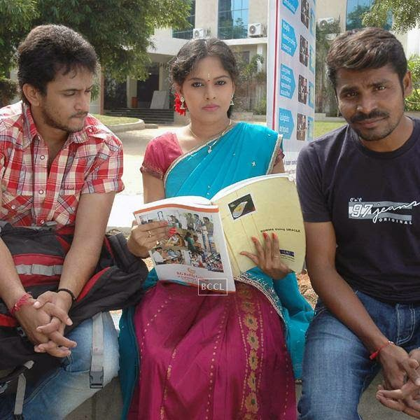 A still from Telugu movie Vinuravema. (Pic: Viral Bhayani)