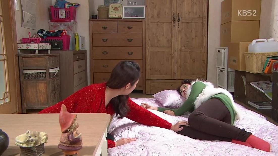 Lee Eun Kyung, Jung Yi Yun