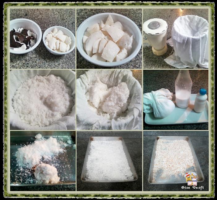 Torta de coco e abacaxi 5
