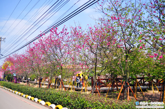 芬園花卉生產休憩園區