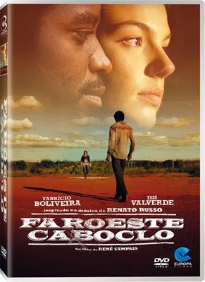 Filme Poster Faroeste Caboclo DVDRip XviD & RMVB Nacional