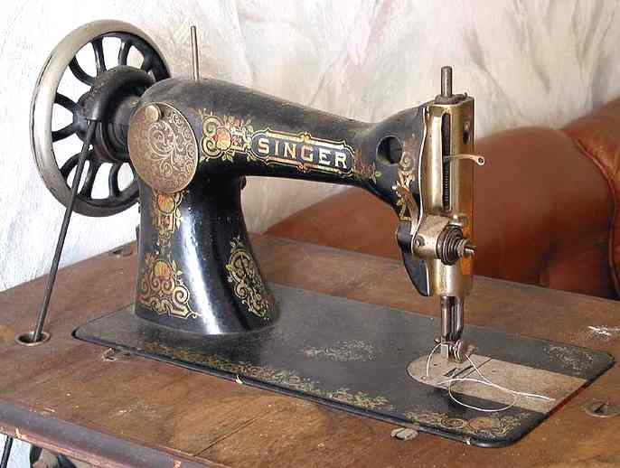 National Sewing Machine Day DrapeStyle Impressive How Was The First Sewing Machine Made