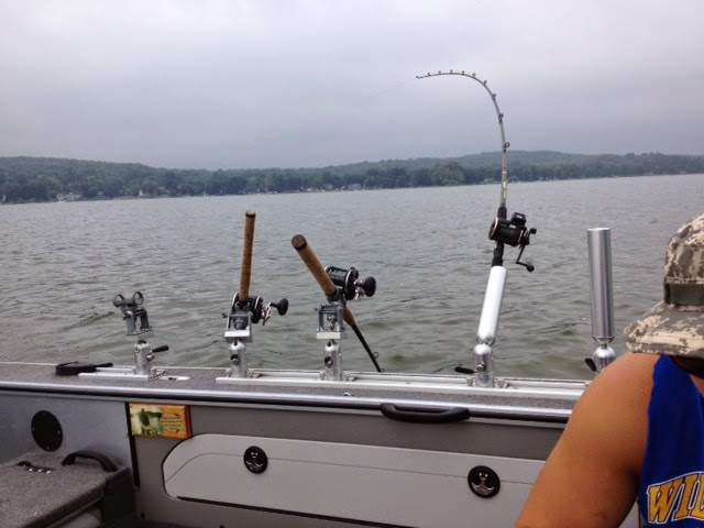 MuskieFIRST Favorite Rod Holders and why LuresTackle and