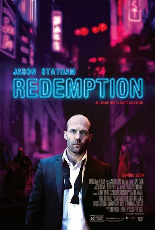 Poster Of English Movie Redemption (2013) Free Download Full New Hollywood Movie Watch Online At Alldownloads4u.Com