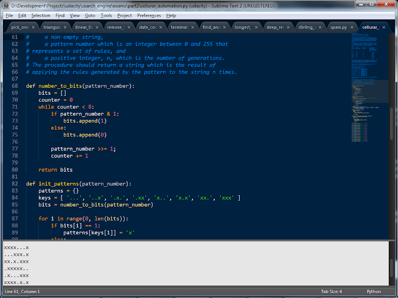 Sublime Text 2 for Python