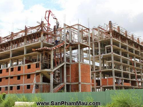 Ngân hàng giám sát tiến độ xây dựng chung cư giá 11,5 triệu đồng/m2-3