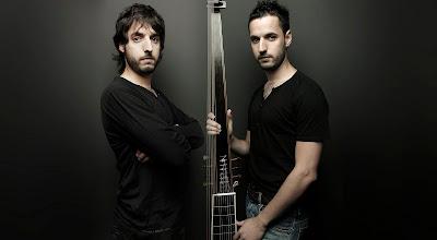 Pablo y Daniel Zapico