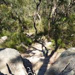 Rocky scramble north of Banggarai Creek (352862)