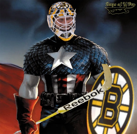 Tim Thomas Captain America