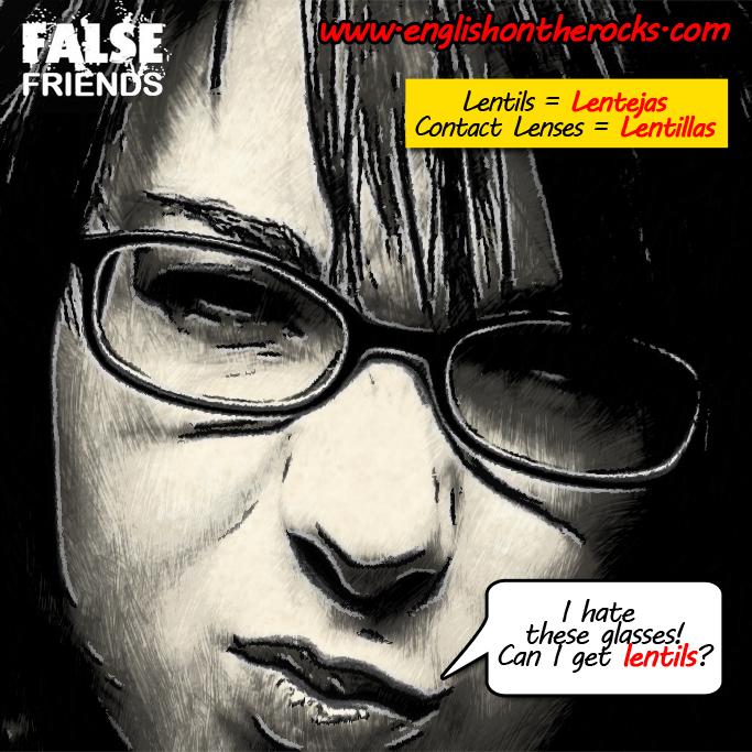 False Friends: Lentils