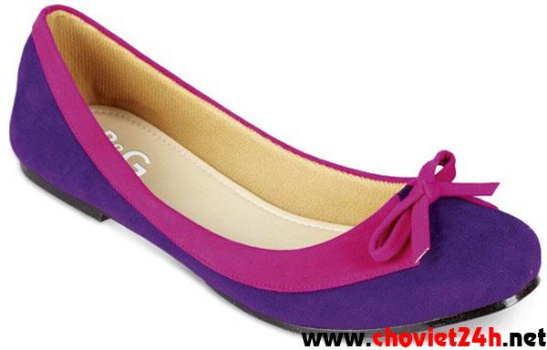 Giày búp bê Sophie Chanel - SCHN36-40
