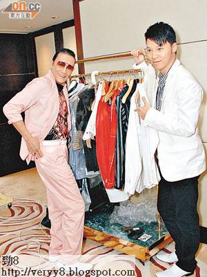 王賢誌公司曾邀謝賢擔任保健品代言人。