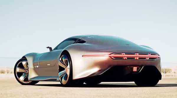 Mercedes Benz build supercars concept 2019?