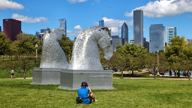 The Kelpies, Andy Scott, Grant Park, Chicago, Elisa N, Blog de Viajes, Lifestyle, Travel
