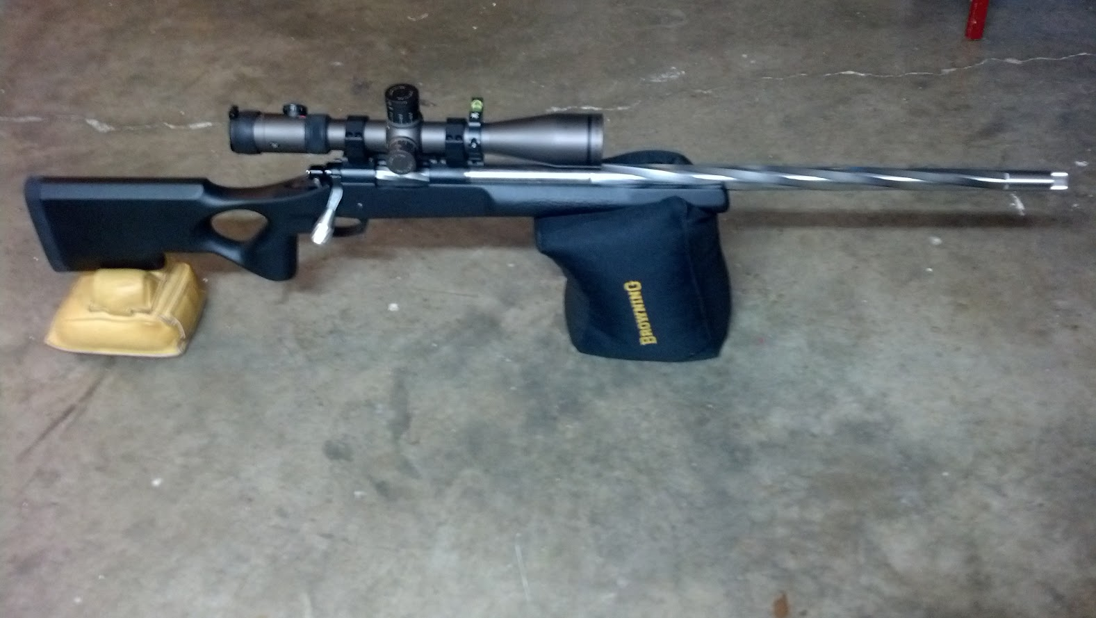 Solid 300 yd group with  308 | Sniper's Hide Forum