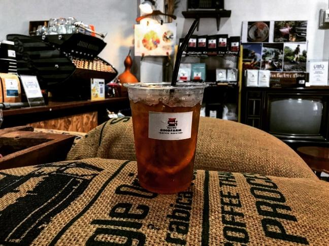 3. SingFarm Coffee Roaster Kalasin โรงคั่วกาแฟสิงห์ฟาร์ม 02
