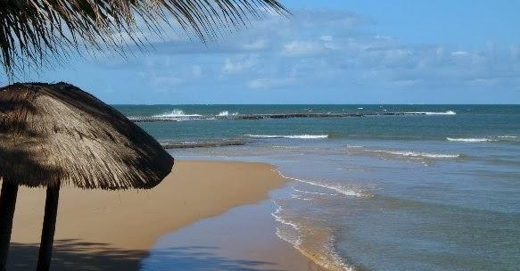Férias em Coruripe, Alagoas, Brasil