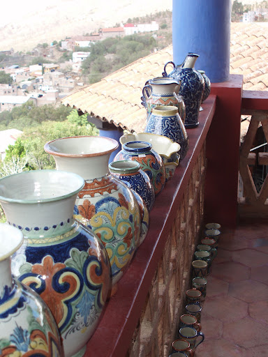 Capelo pottery