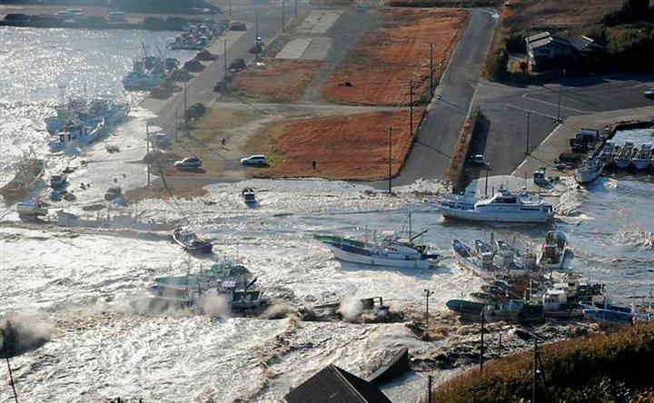 essay japan earthquake 2011