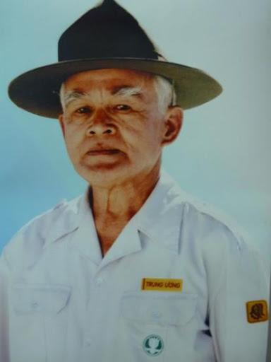 Khấp báo của BHD Trung Ương GĐPTVN: Huynh Trưởng Năng Quang NGUYỄN HỮU THẠNH từ trần