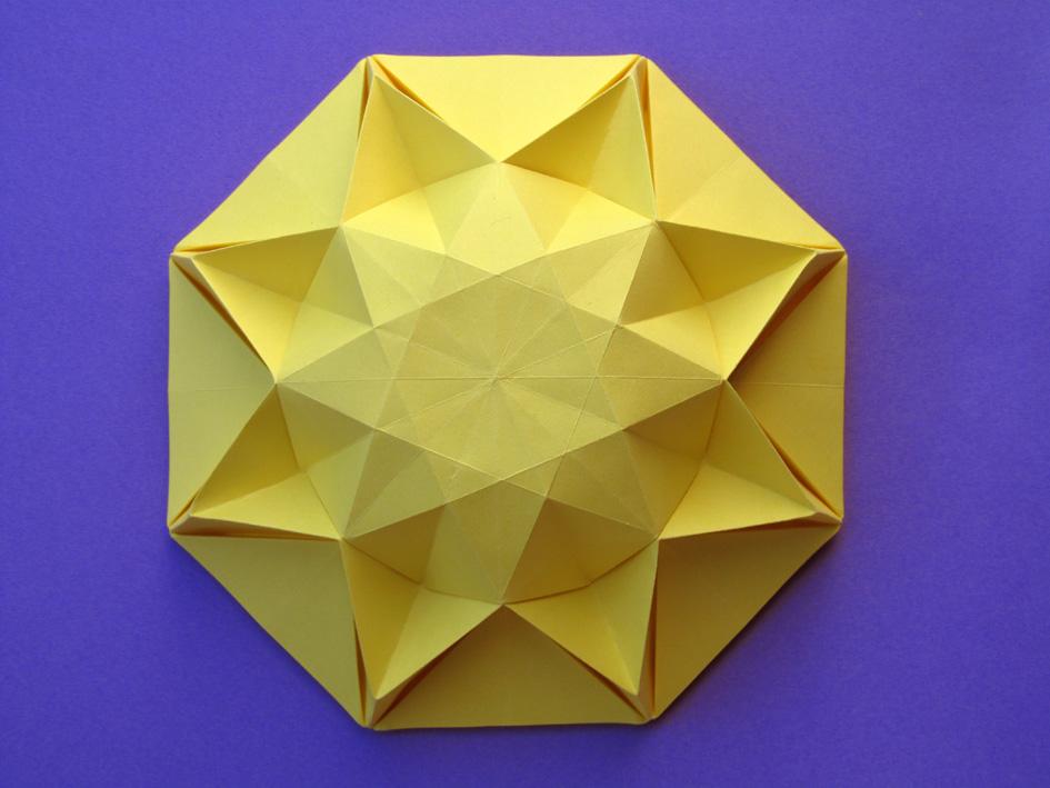 Origami foto ole infinito 3 - Infinity Sun 3 by Francesco Guarnieri