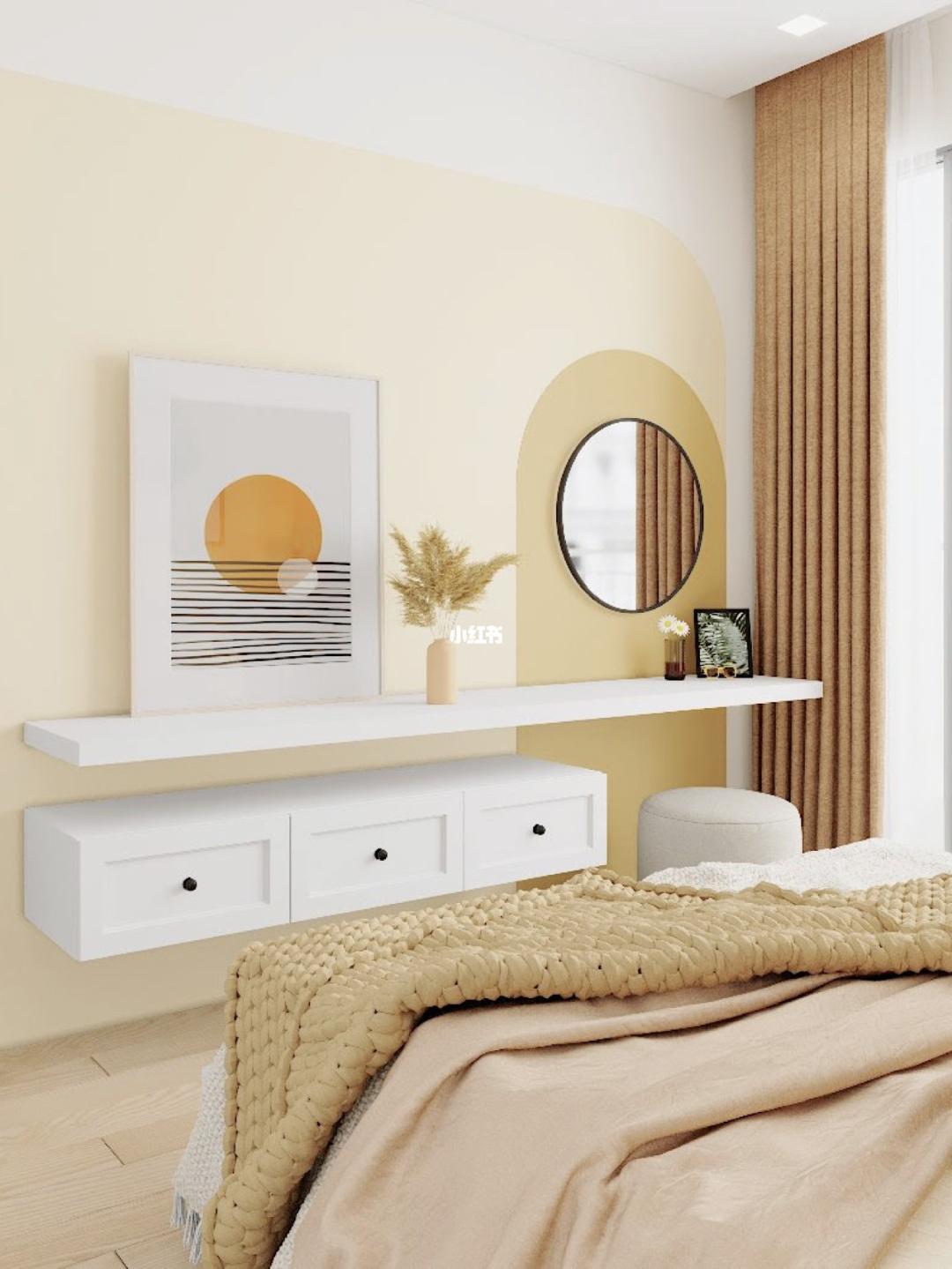 简单的卧室设计_okjer.com