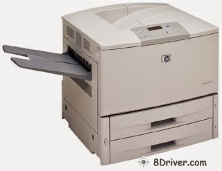 get driver HP LaserJet 9000 Series Printer