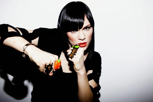 Jessie J, actuando