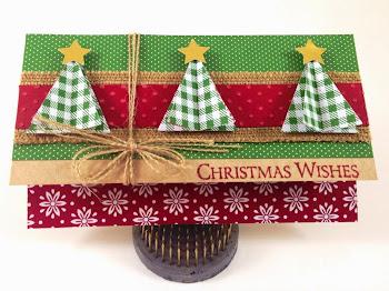 Linda Vich Creates: Homespun Christmas