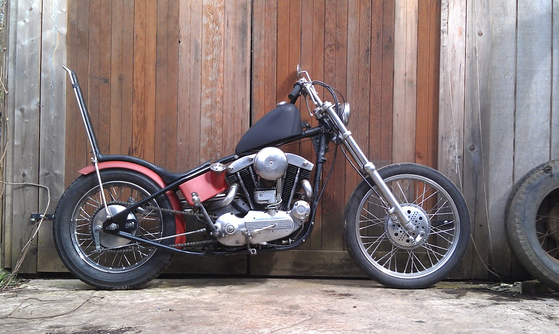 Shovelheads, Where have they gone? | Page 2 | Adventure Rider