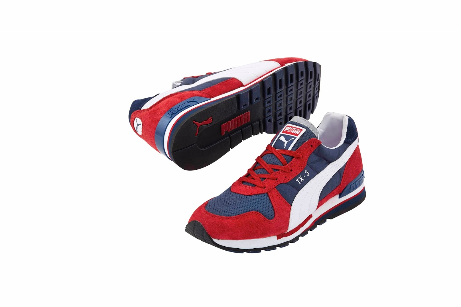 *PUMA TX-3 輕量復古慢跑鞋:重塑80年代運動風潮! 2