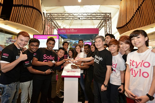 Henry Tan, COO Astro and Astro Celebrities at the Astro Celebrates Merdeka Launch