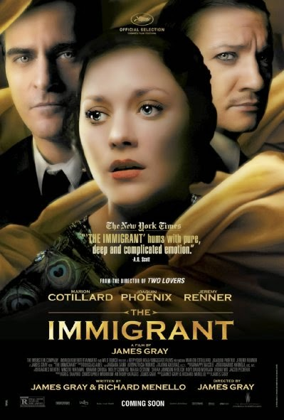 Poster Of English Movie The Immigrant (2013) Free Download Full New Hollywood Movie Watch Online At alldownloads4u.com