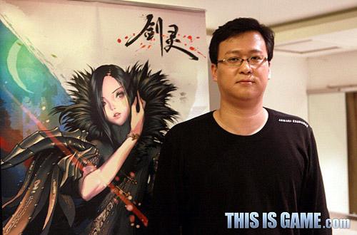 NCsoft công bố lịch thử nghiệm Blade & Soul Trung Quốc 1