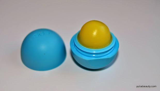 eos, бальзам для губ, бальзам для губ eos черника, бальзам для губ яйцо