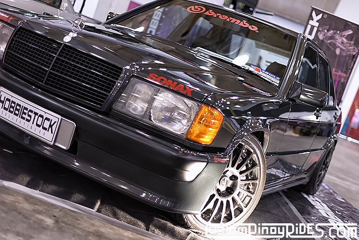 Mig Dizon Mercedes 190E 2.3 16V DTM Race Car Custom Pinoy Rides Car Photography Manila Philippines Philip Aragones pic1