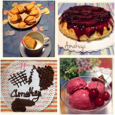 Reposteria-tarta-quedo-caligrafía-chocolate-helado-cereza