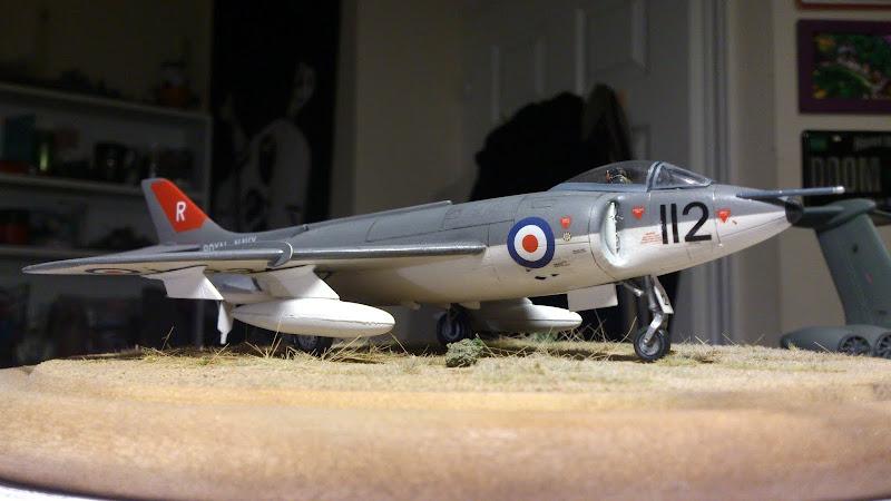 1/48 Airfix Lynx HMA.8